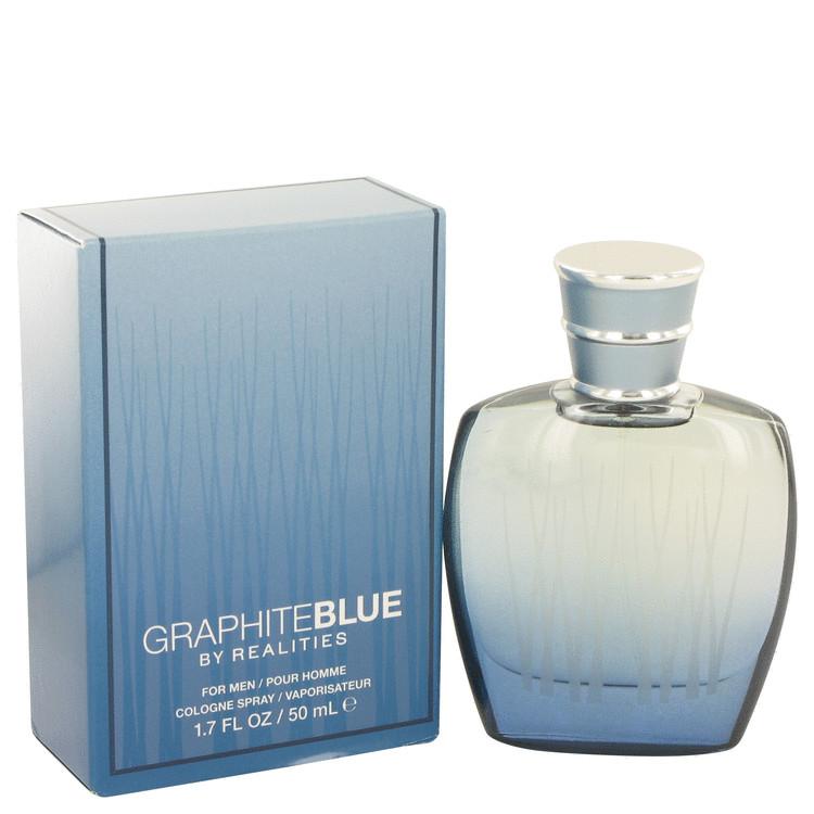 Realities Graphite Blue Cologne 1.7 oz Cologne Spray for Men