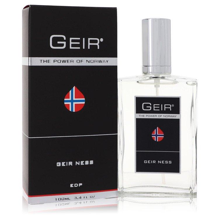 Geir Cologne by Geir Ness 100 ml Eau De Parfum Spray for Men