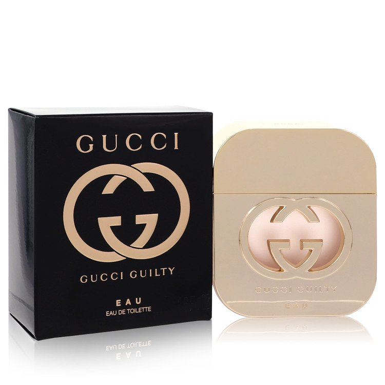 Gucci Guilty Eau Perfume by Gucci 50 ml EDT Spay for Women
