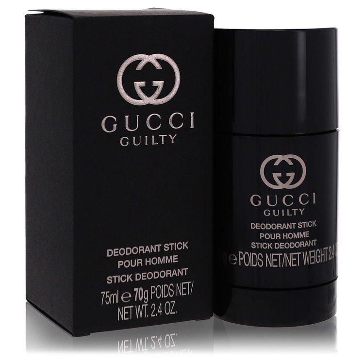 Gucci Guilty Deodorant by Gucci 2.4 oz Deodorant Stick for Men