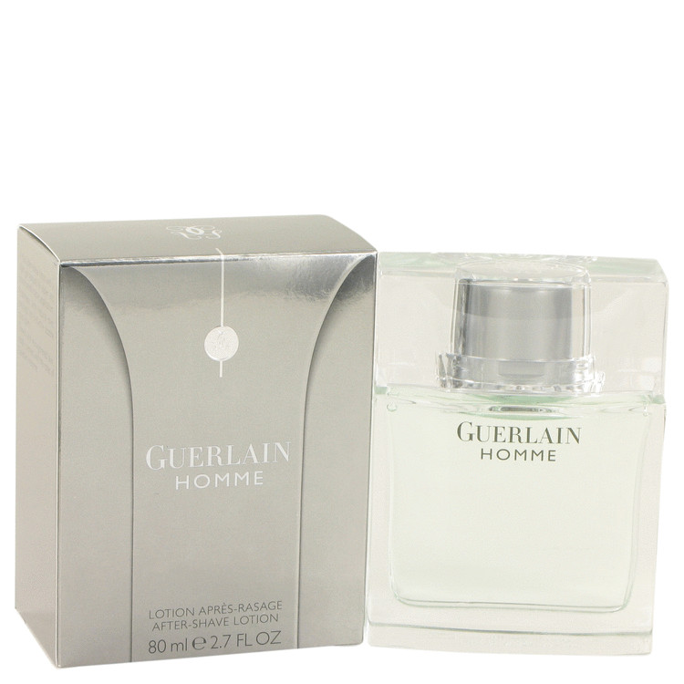 Guerlain Homme After Shave 2.7 oz After Shave Lotion for Men