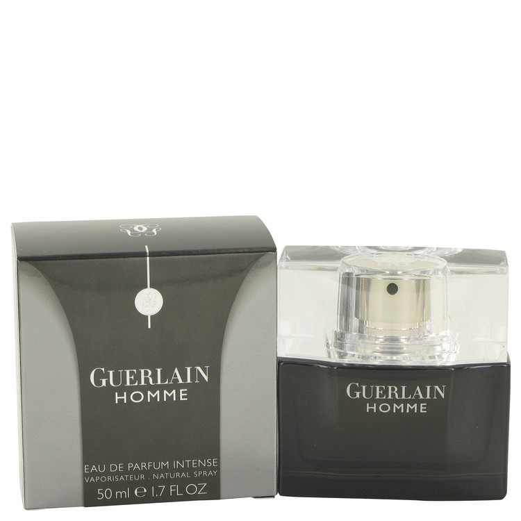 Guerlain Homme Intense Perfume by Guerlain 1.7 oz EDP Spay for Men
