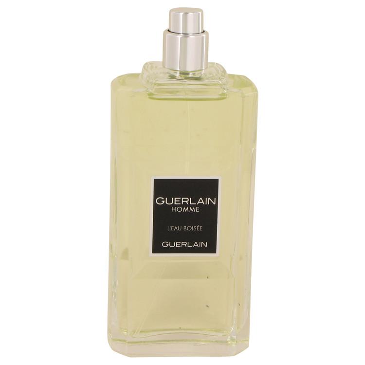 Guerlain Homme L'eau Boisee by Guerlain Eau De Toilette Spray (Tester) 3.3 oz