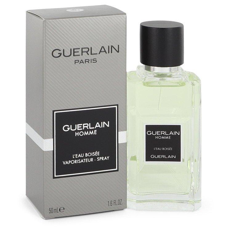 Guerlain Homme L'eau Boisee by Guerlain for Men Eau De Toilette Spray 1.6 oz