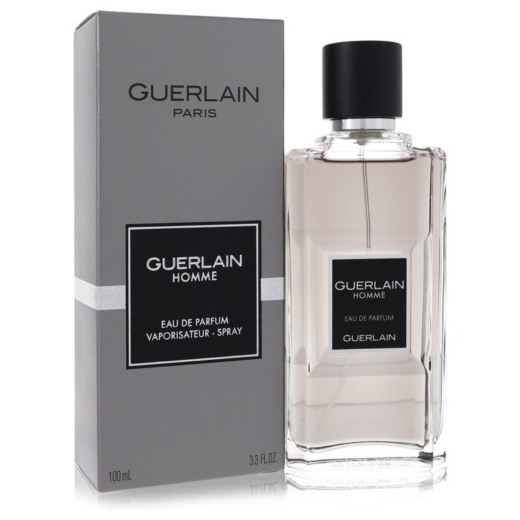 Guerlain Homme by Guerlain –  Eau De Parfum Spray 3.3 oz 100 ml for Men