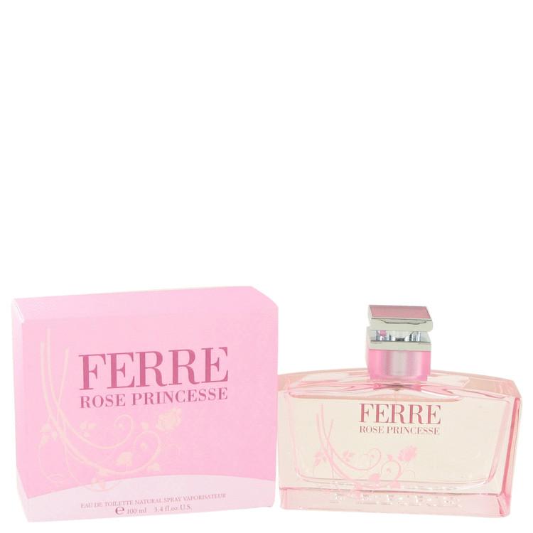 Ferre Rose Princesse Perfume 100 ml EDT Spay for Women
