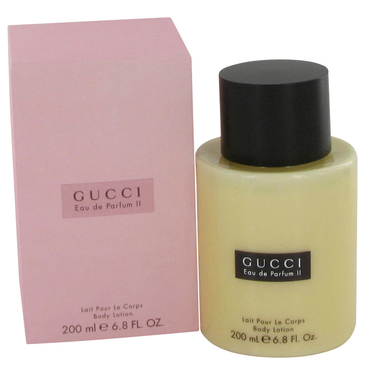 Gucci Ii Body Lotion by Gucci 6.8 oz Body Lotion for Women