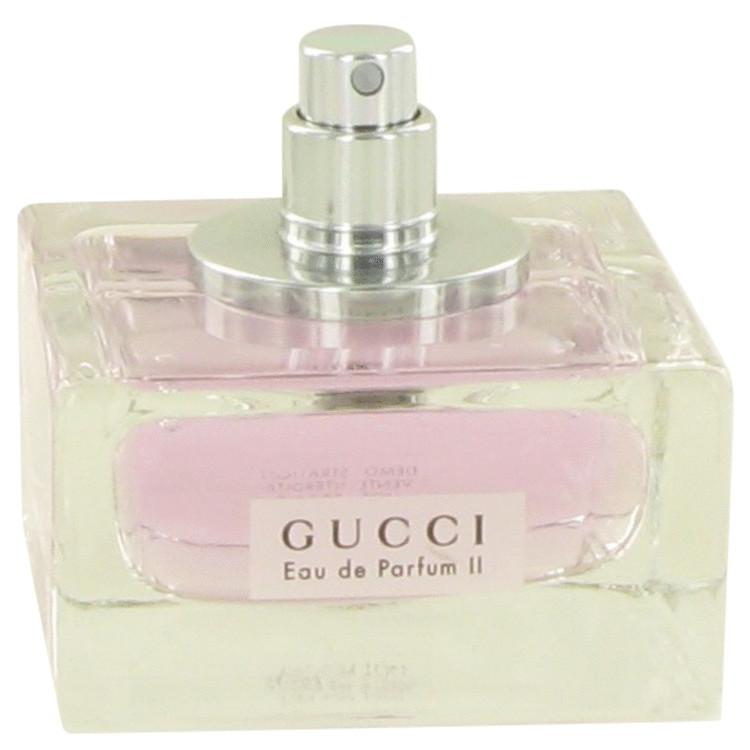 Gucci II by Gucci for Women Eau De Parfum Spray (Tester) 2.5 oz