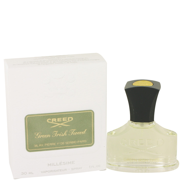 Green Irish Tweed Perfume by Creed 30 ml Millesime Spray for Women