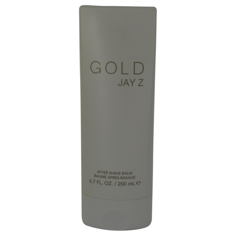 Gold Jay Z by Jay-Z for Men After Shave Balm (Tester) 6.7 oz