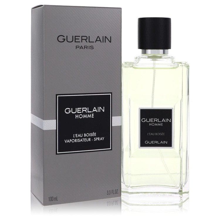 Guerlain Homme L'eau Boisee Cologne 3.3 oz EDT Spay for Men
