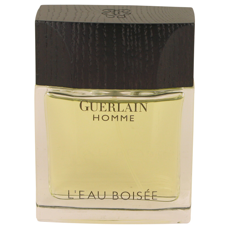 Guerlain Homme L'eau Boisee Cologne 2.7 oz EDT Spray(Tester) for Men