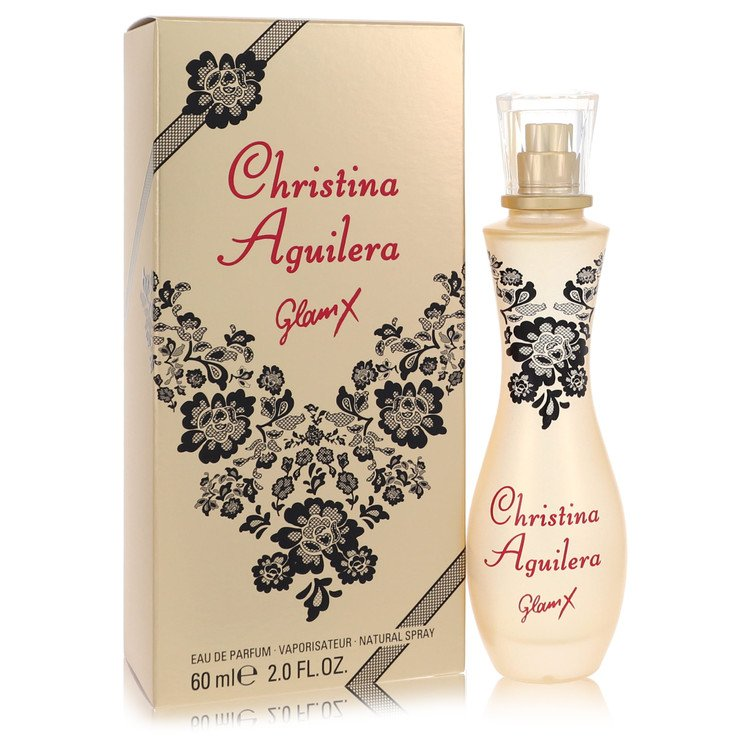 Glam X Perfume by Christina Aguilera 60 ml EDP Spay for Women