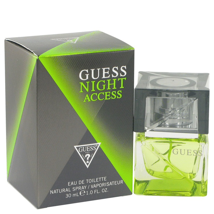 Guess Night Access Cologne by Guess 30 ml EDT Spay for Men