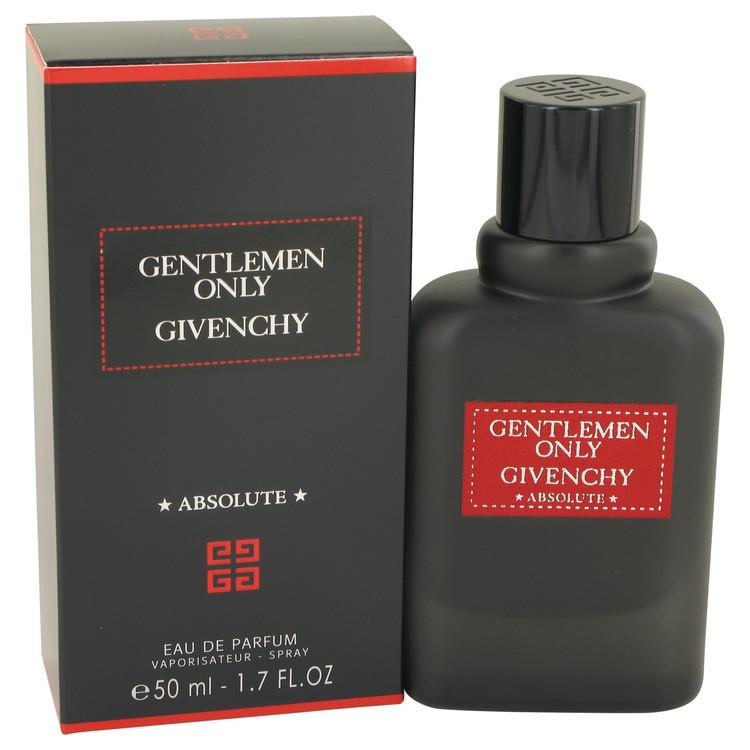 Gentlemen Only Absolute by Givenchy –  Eau De Parfum Spray 1.7 oz 50 ml for Men