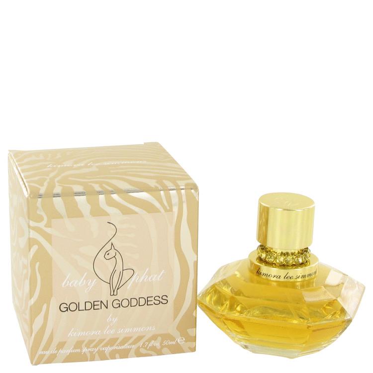 Golden Goddess Perfume by Kimora Lee Simmons 50 ml EDP Spay for Women