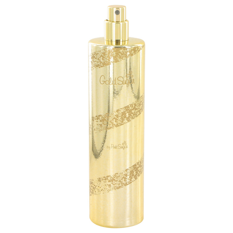 Gold Sugar Perfume by Aquolina 100 ml EDT Spray(Tester) for Women