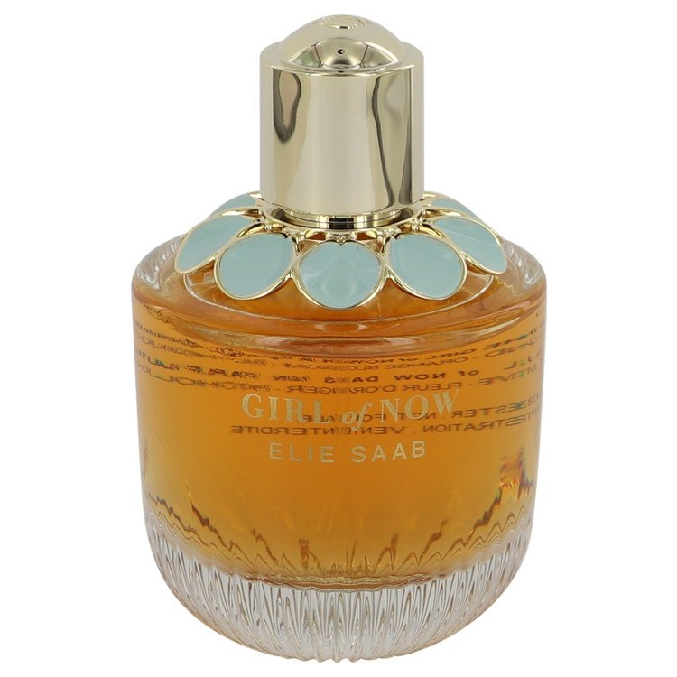 Girl of Now by Elie Saab for Women Eau De Parfum Spray (Tester) 3 oz