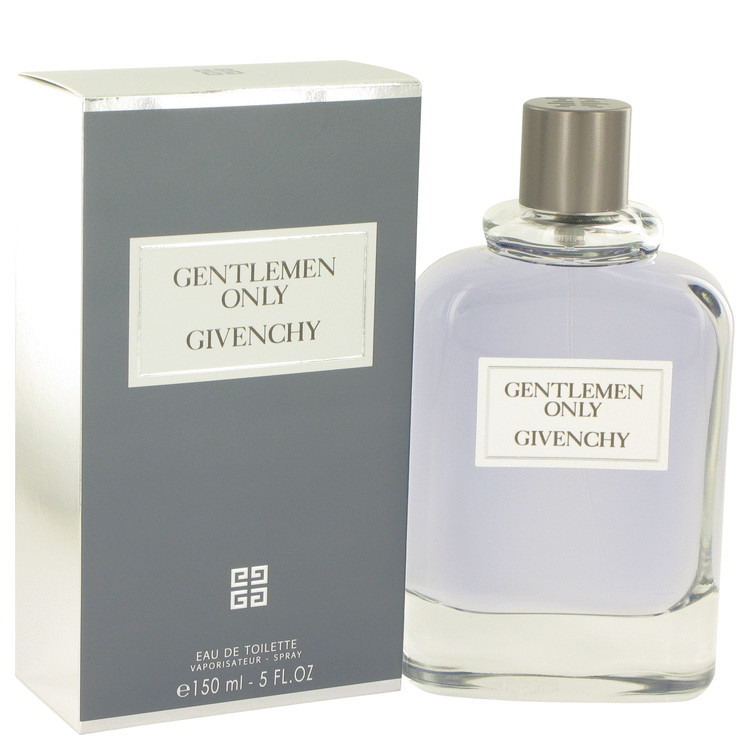 Gentlemen Only Cologne by Givenchy 150 ml EDT Spay for Men