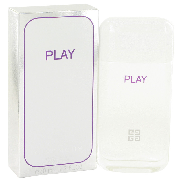 Givenchy Play by Givenchy for Women Eau De Toilette Spray 1.7 oz