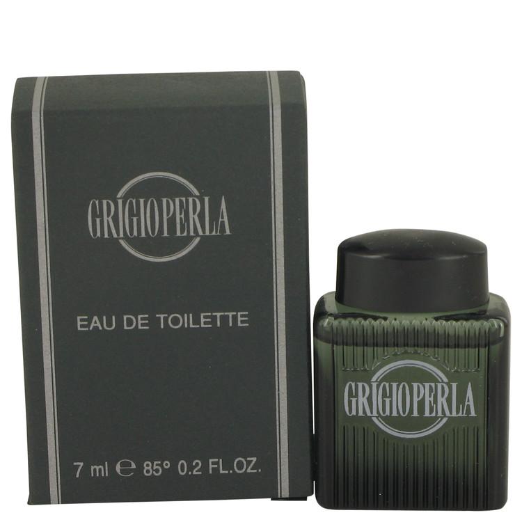 GRIGIO PERLA by Grigio Perla for Men Mini EDT .2 oz