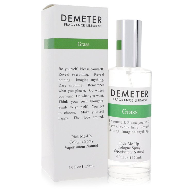 Demeter Perfume by Demeter 120 ml Grass Cologne Spray for Women