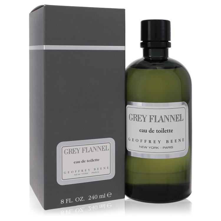 GREY FLANNEL by Geoffrey Beene –  Eau De Toilette 8 oz 240 ml for Men