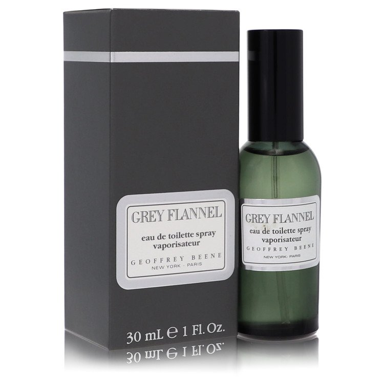 Grey Flannel Cologne by Geoffrey Beene 30 ml EDT Spay for Men
