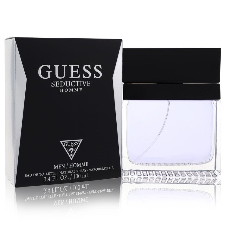 Guess Seductive Cologne by Guess 100 ml Eau De Toilette Spray for Men