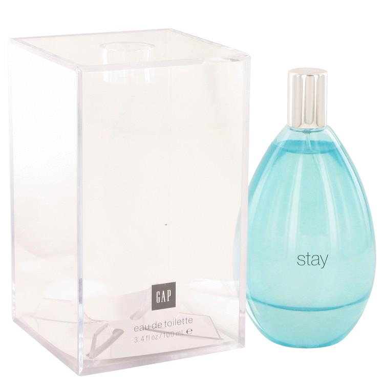 Gap Stay Perfume by Gap 100 ml Eau De Toilette Spray for Women