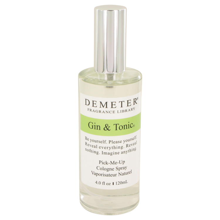 Gin & Tonic Cologne by Demeter 120 ml Cologne Spray (unboxed) for Men