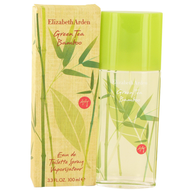 Green Tea Bamboo Perfume by Elizabeth Arden 100 ml EDT Spay for Women