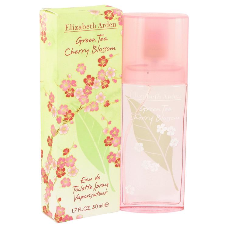 Green Tea Cherry Blossom Perfume 50 ml EDT Spay for Women