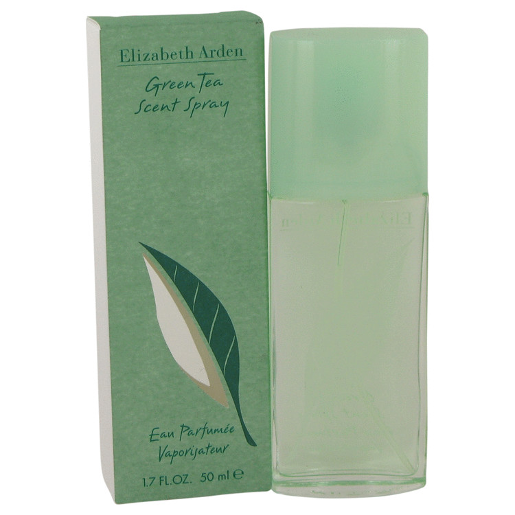 Green Tea Perfume 50 ml Eau Parfumee Scent Spray for Women
