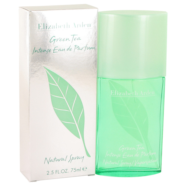 Green Tea Intense Perfume by Elizabeth Arden 75 ml EDP Spay for Women