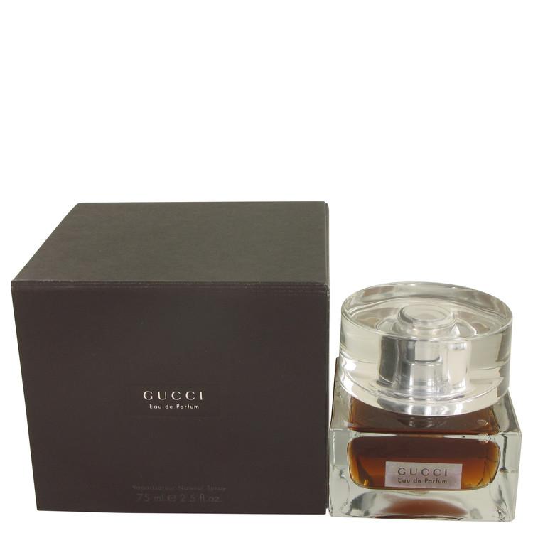 Gucci Perfume by Gucci 75 ml Eau De Parfum Spray for Women