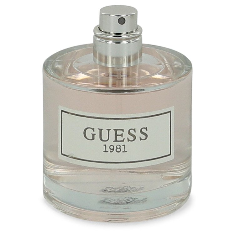 Guess 1981 Perfume by Guess 50 ml EDT Spray(Tester) for Women