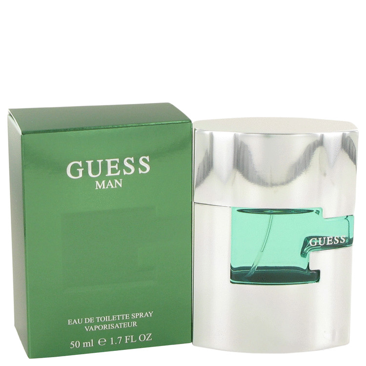 Guess (new) Cologne by Guess 50 ml Eau De Toilette Spray for Men