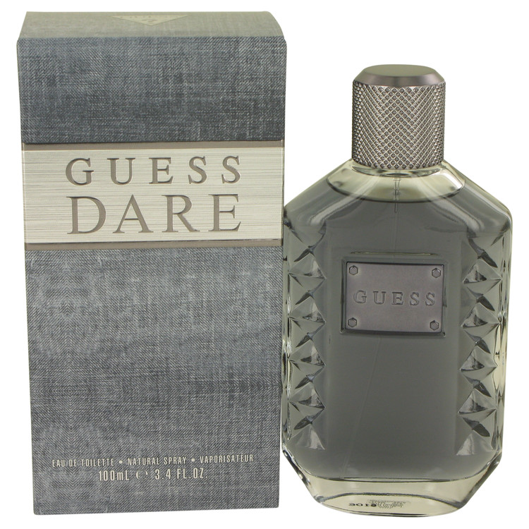 Guess Dare Cologne by Guess 100 ml Eau De Toilette Spray for Men