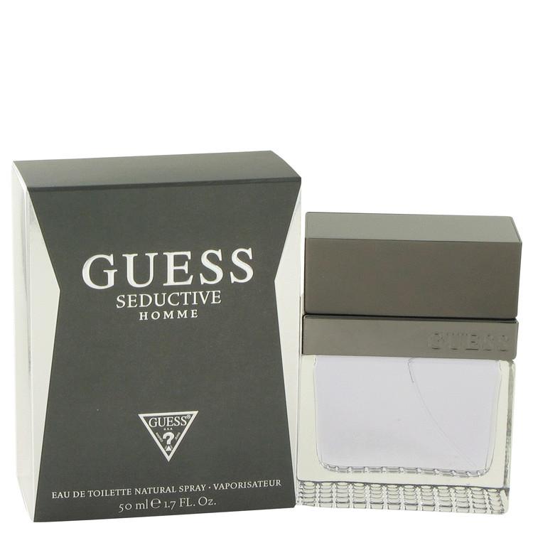 Guess Seductive Cologne by Guess 50 ml Eau De Toilette Spray for Men