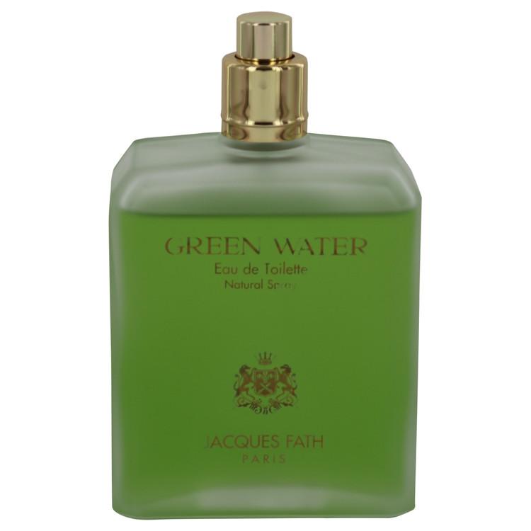 GREEN WATER by Jacques Fath for Men Eau De Toilette Spray (Tester) 4.2 oz