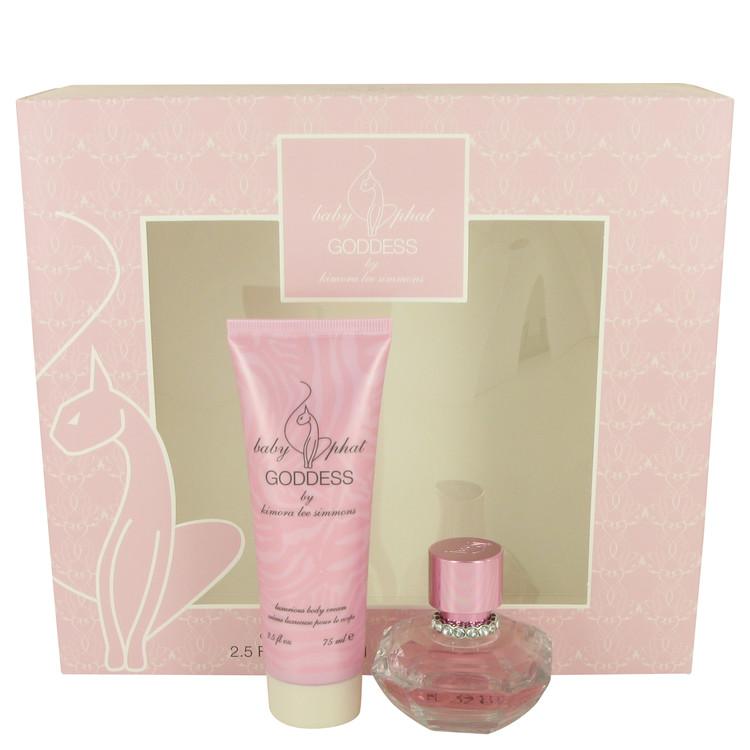 Goddess for Women, Gift Set (1 oz EDT Spray + 2.5 oz Body Cream)