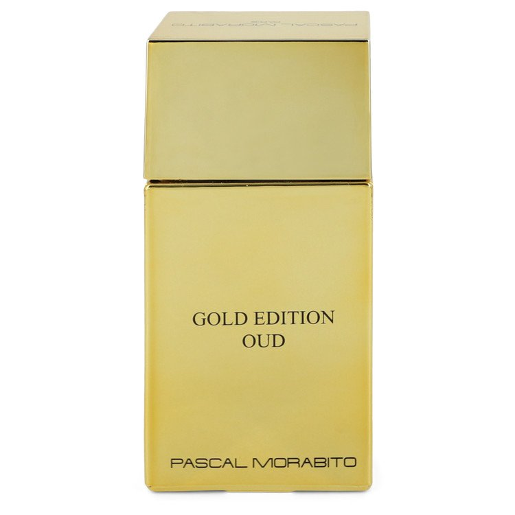 Gold Edition Oud by Pascal Morabito Women's Eau De Parfum Spray (unboxed) 3.3 oz