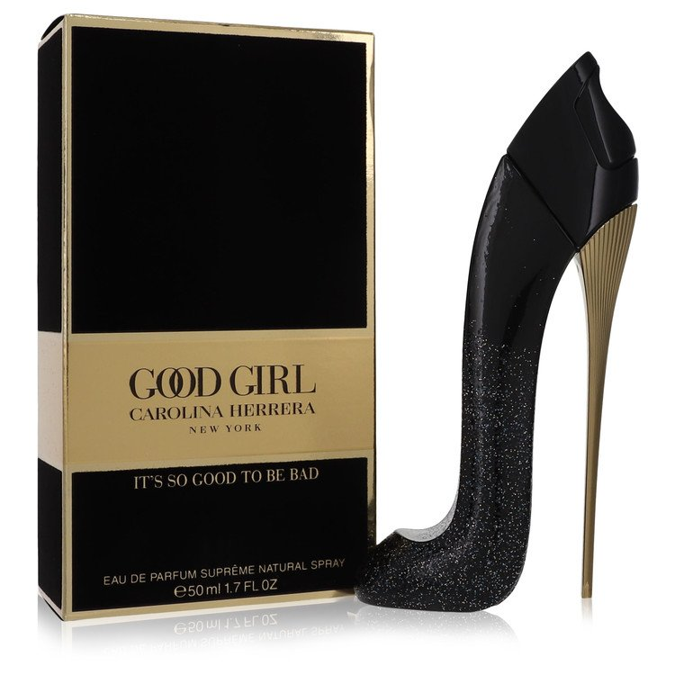 Good Girl Supreme by Carolina Herrera –  Eau De Parfum Spray 1.7 oz 50 ml for Women