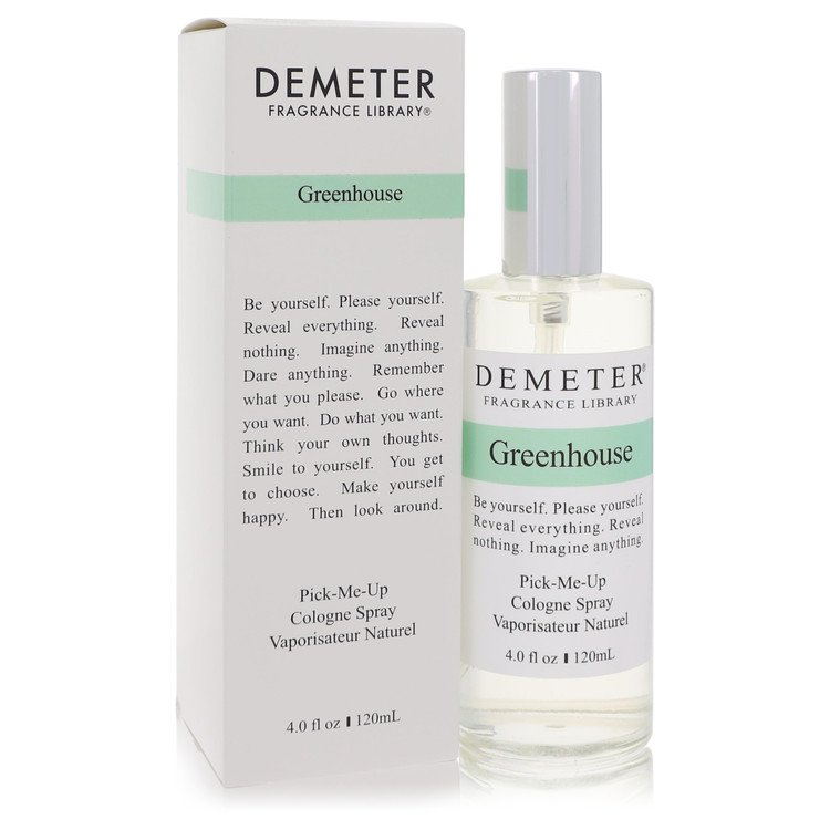 Demeter by Demeter for Women Greenhouse Cologne Spray 4 oz