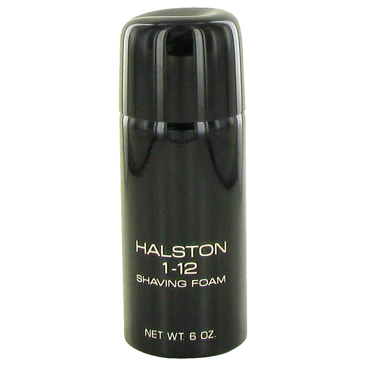HALSTON 1-12 by Halston –  Shaving Foam 6 oz 177 ml for Men