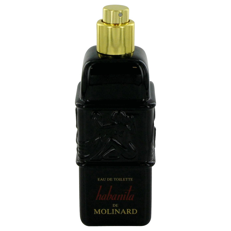 Habanita Perfume by Molinard 100 ml EDT Spray(Tester) for Women