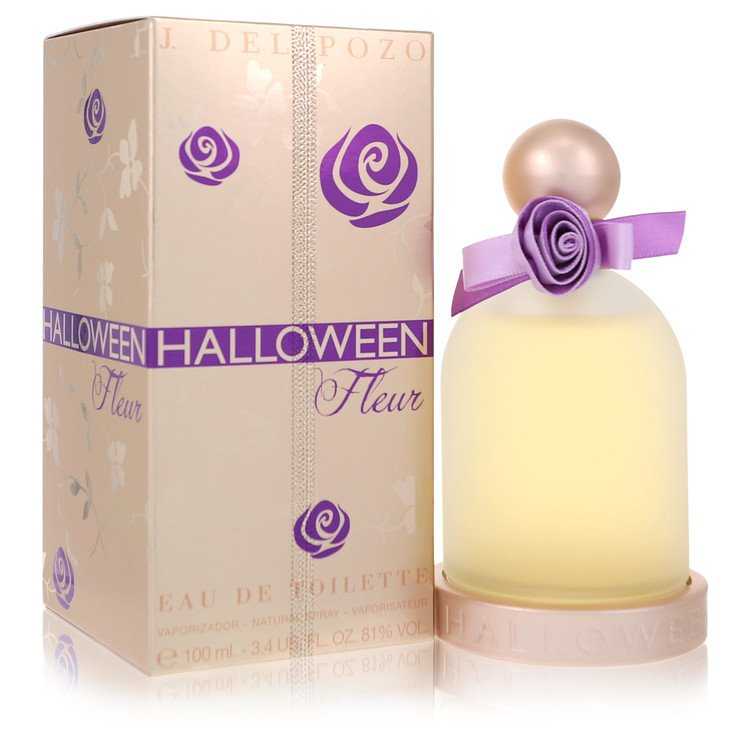 Halloween Fleur Perfume by Jesus Del Pozo 100 ml EDT Spay for Women