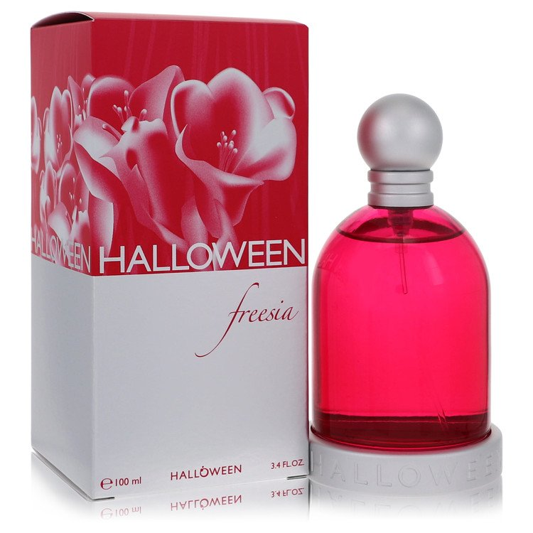 Halloween Freesia Perfume by Jesus Del Pozo 100 ml EDT Spay for Women