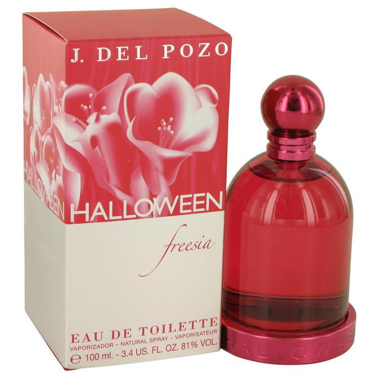 Halloween Freesia Perfume 100 ml EDT Spray(Tester) for Women